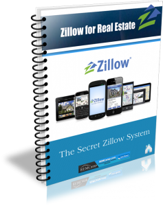 Zillow for Real Estate Report Cover