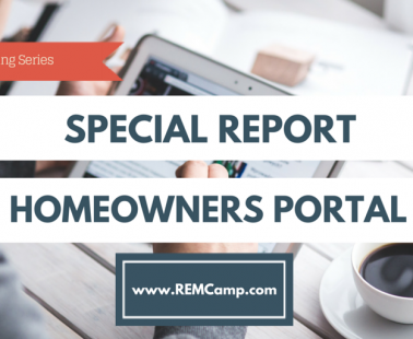 Special Report – Build a Homeowners Portal