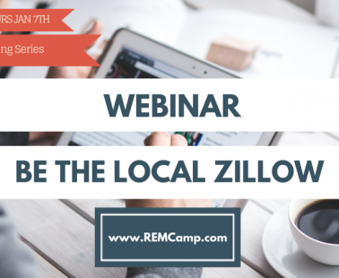 Be The Local Zillow Webinar